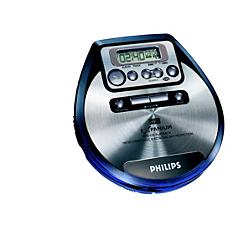 EXP220/00Z -    Przenośny odtwarzacz CD