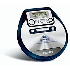 EXP221/00C -    Przenośny odtwarzacz CD