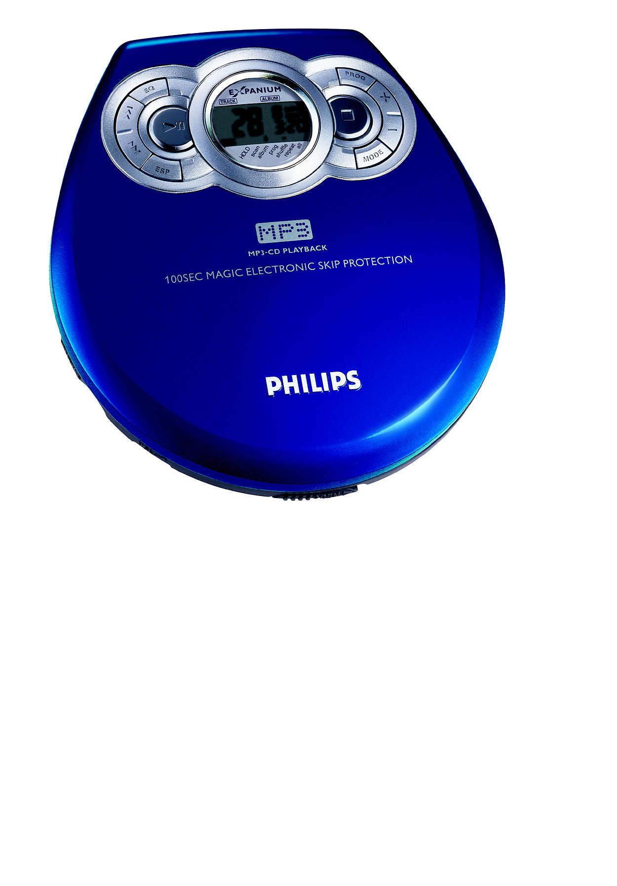 Наслаждавайте се на MP3 музика!