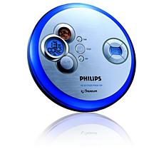 EXP2461/00 -    Lettore portatile CD-MP3