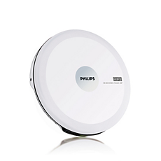 EXP2540/02 -    Portable MP3-CD Player