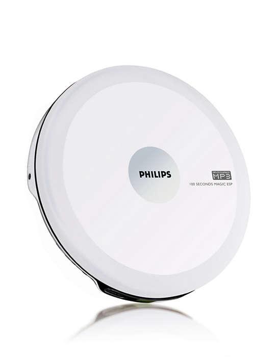 Ciesz się muzyką MP3 bez przeskoków