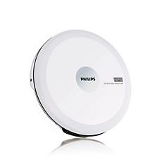 EXP2540/02  Leitor de MP3-CD Portátil