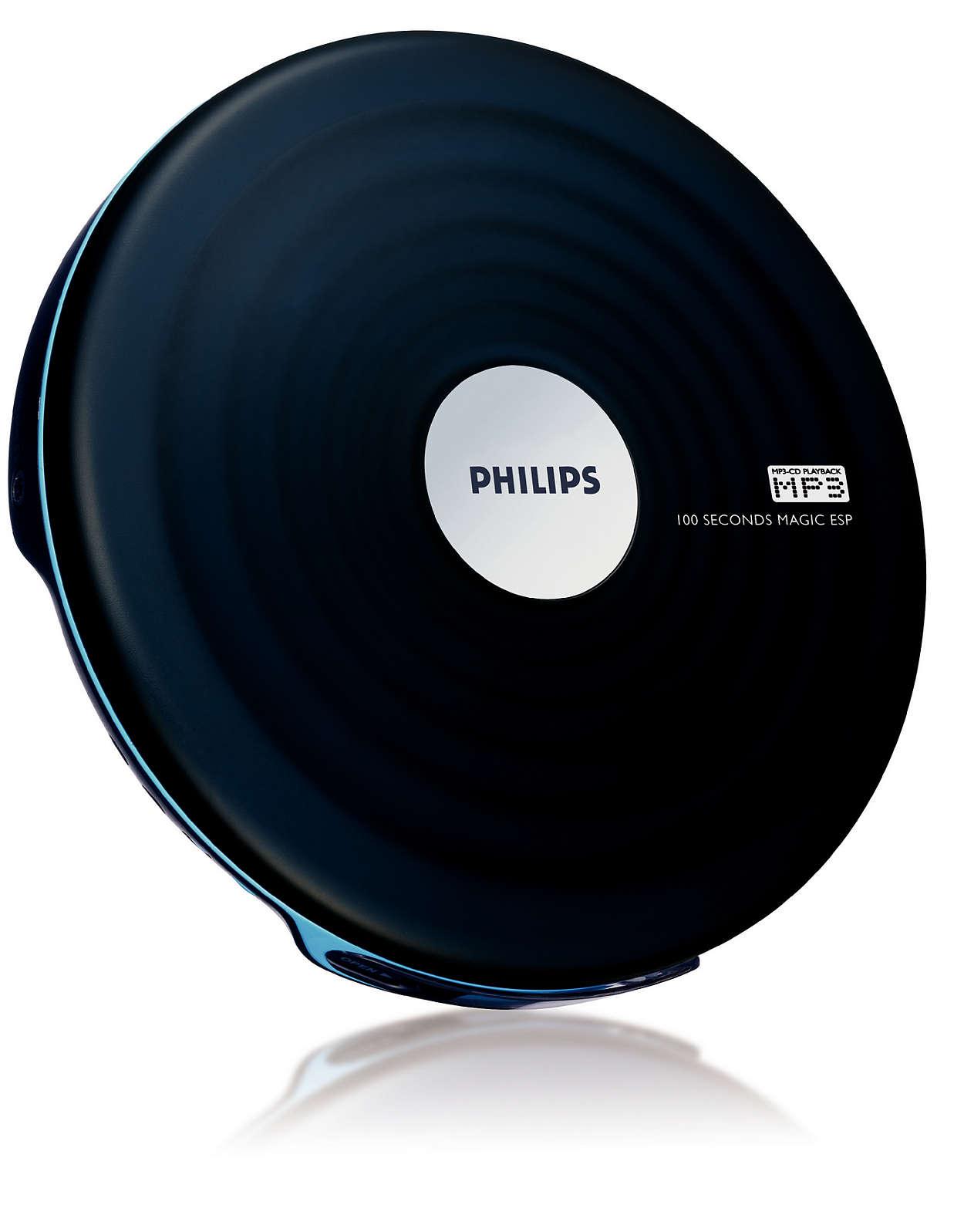 Enjoy skip-free MP3 music