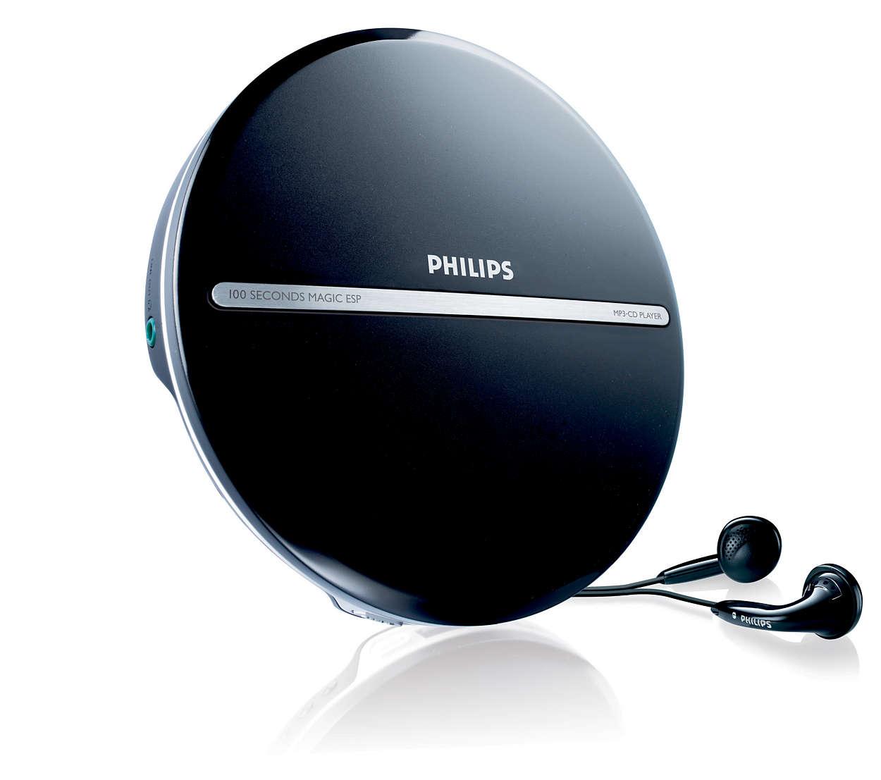 Élvezze az akadozásmentes MP3 zenét!