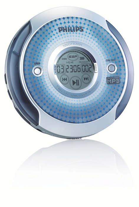Vychutnejte si hudbu MP3 bez přeskakování