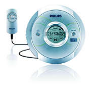 MP3-CD Player Portátil
