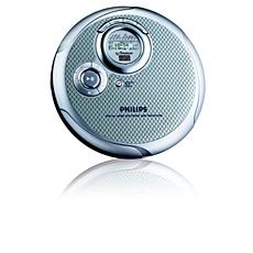 EXP3360/00Z -    Portable CD Player
