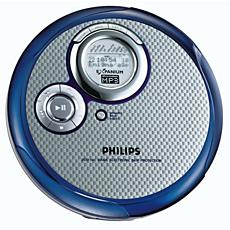 EXP3361/00C -    Przenośny odtwarzacz CD