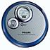 Leitor de CD portátil