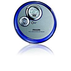 EXP3361/07  Lecteur de CD portatif
