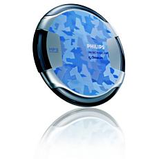 EXP3460/02  Portable MP3-CD Player