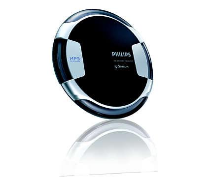 Baladeur CD-MP3 ultrafin