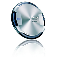 EXP3483/00  Draagbare MP3-CD-speler