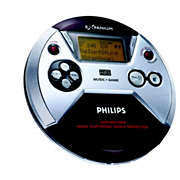 Portable MP3-CD Player