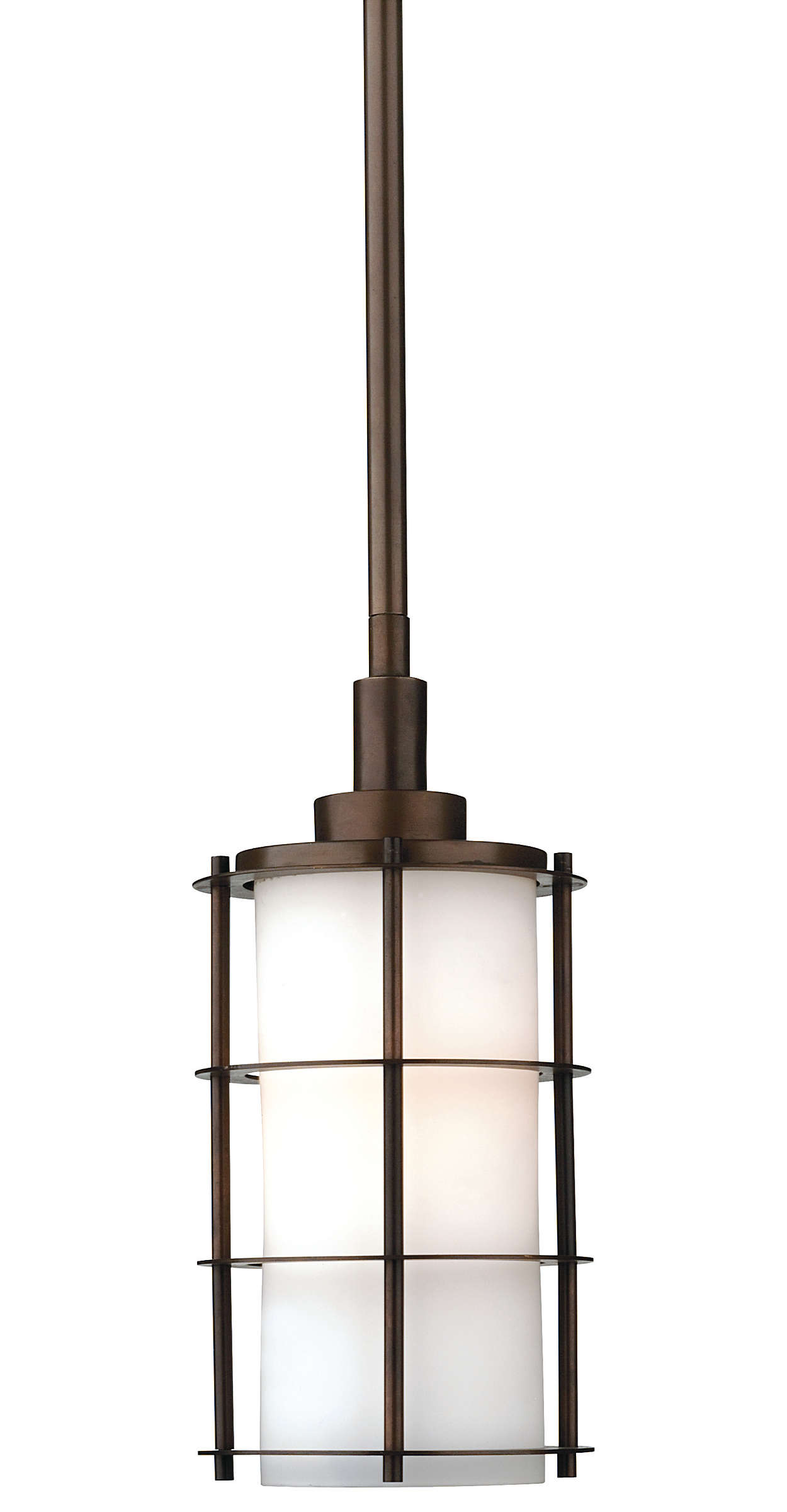 Hollywood Hills 1-light Pendant, Deep Bronze