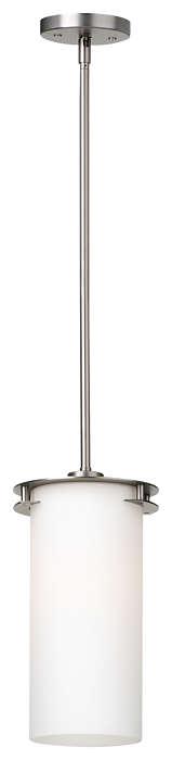 Ingo 1-light Pendant in Gun Metal finish