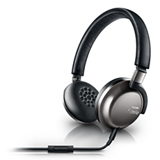 F1/00 Philips Fidelio Headphones with mic
