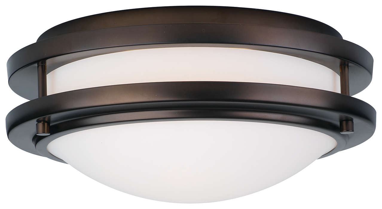 Cambridge 1-light Ceiling in Merlot Bronze finish