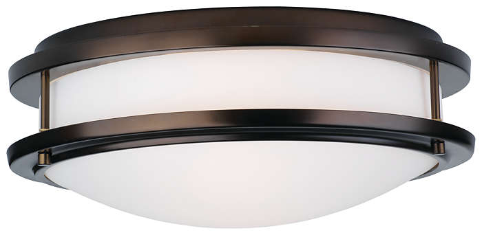 Cambridge 2-light Ceiling in Merlot Bronze finish