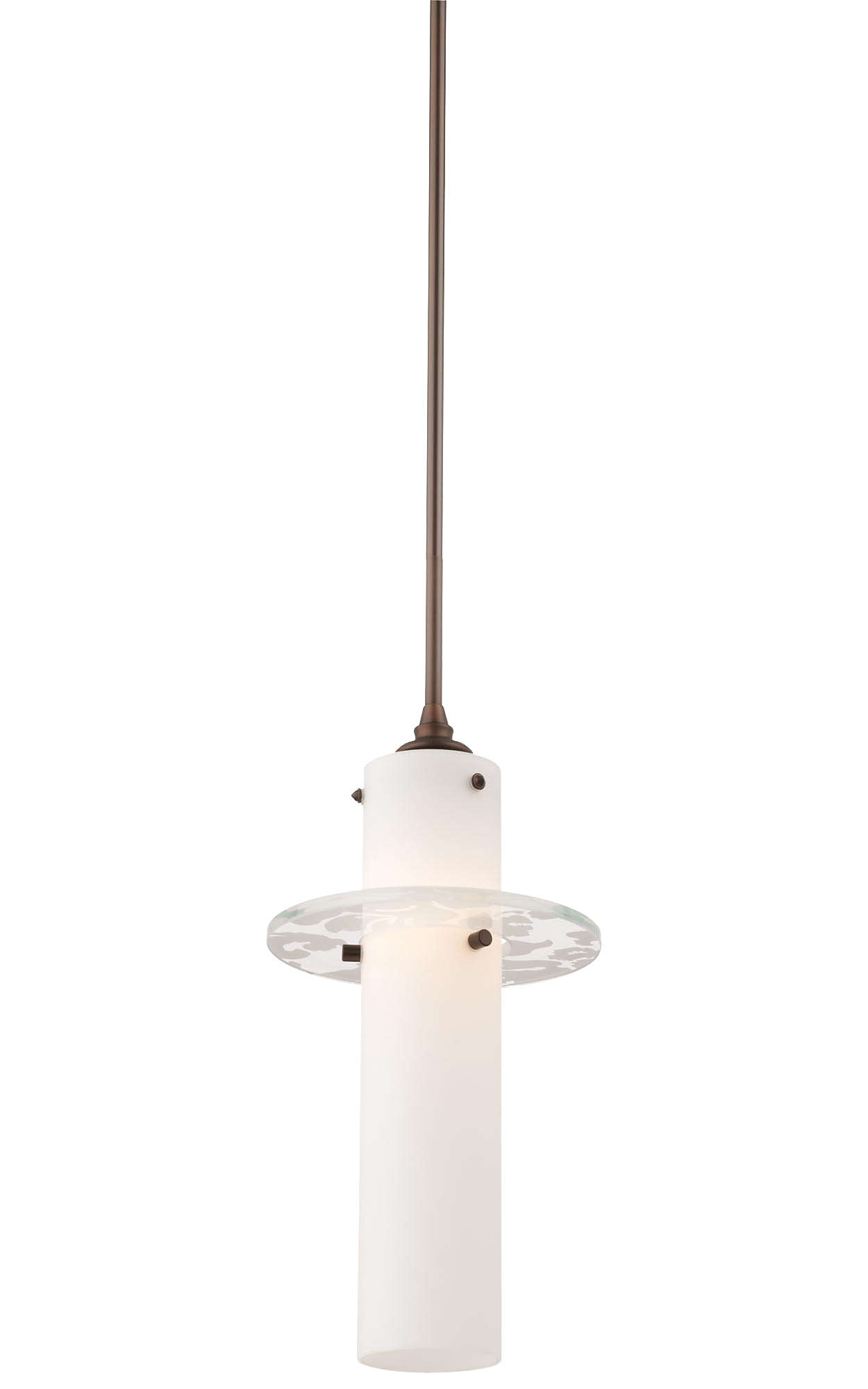 Dana 1-light Pendant in Merlot Bronze finish