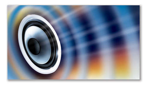 MAX Sound voor een krachtiger geluid