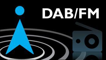 Съвместим с DAB и FM за най-добро възприемане на радио сигнала
