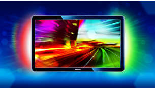 Ambilight mit 2 aktiven Kanälen für verbesserten Fernsehkomfort