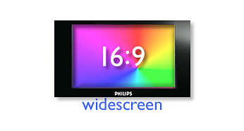 Oplev film i 16:9-widescreen-format