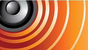 System DoubleBASS zapewnia wzbogacone i głębokie brzmienie basów