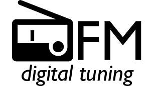 FM digital tuning