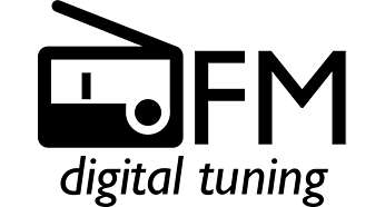 FM digital stasjonssøking