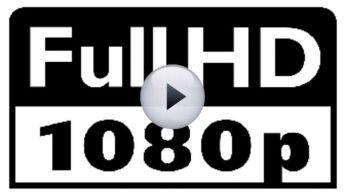 Full HD 1080p for razor sharp images