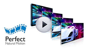 Perfect Natural Motion for ultra smooth Full HD movies