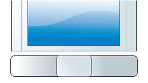 Compatível com a Aurea TV em um design elegante e refinado