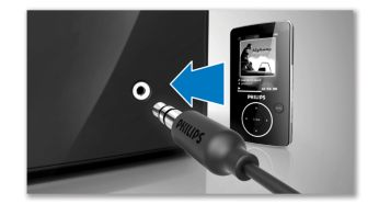 MP3 Link for portable music playback