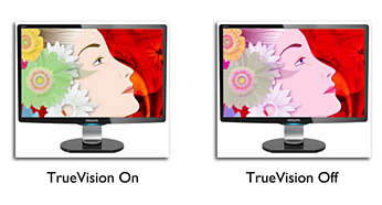 TrueVision: Laboratory quality display performance