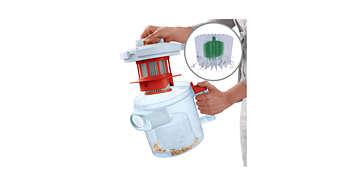 Système de nettoyage automatique du filtre