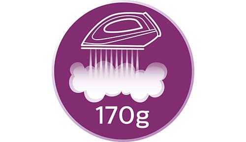 Stoomstoot tot 170 g