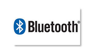 Built-in Bluetooth receiver for call and music streaming