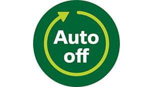 Automatikus biztonsági kikapcsolás arra az esetre, ha a pirítós bennragadna