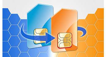 Две SIM-карты, двойная зона охвата
