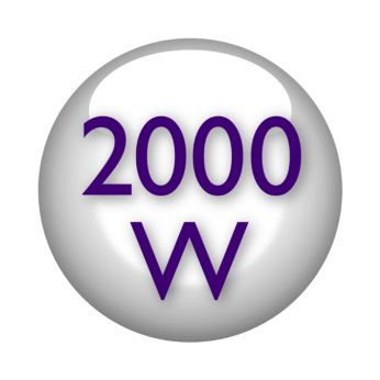 2000 W profesional pentru volum perfect