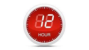 ตั้งอุ่นอัตโนมัติเพื่ออุ่นข้าวให้ร้อนได้นานถึง 12 ชั่วโมง