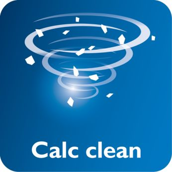 Calc clean slider to easily remove scale out of your iron