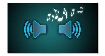 Difuzoare stereo încorporate