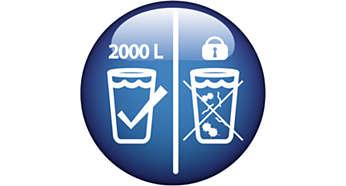 Ultra Pure Protect Lock รับประกันความบริสุทธิ์ของน้ำเสมอ