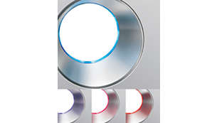四種顏色顯示燈清晰反映空氣質素