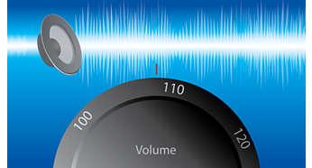 Amplificatore e sistema di alimentazione in linea separati per un audio puro