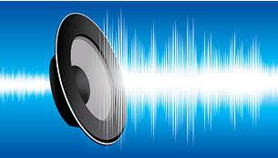 Geavanceerde digitale versterker voor een helder en krachtig geluid